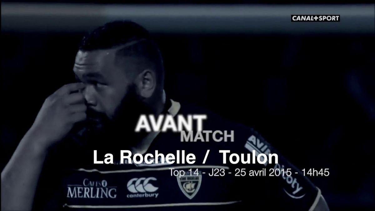 Flash Stade Rochelais : Avant ASR/RCT