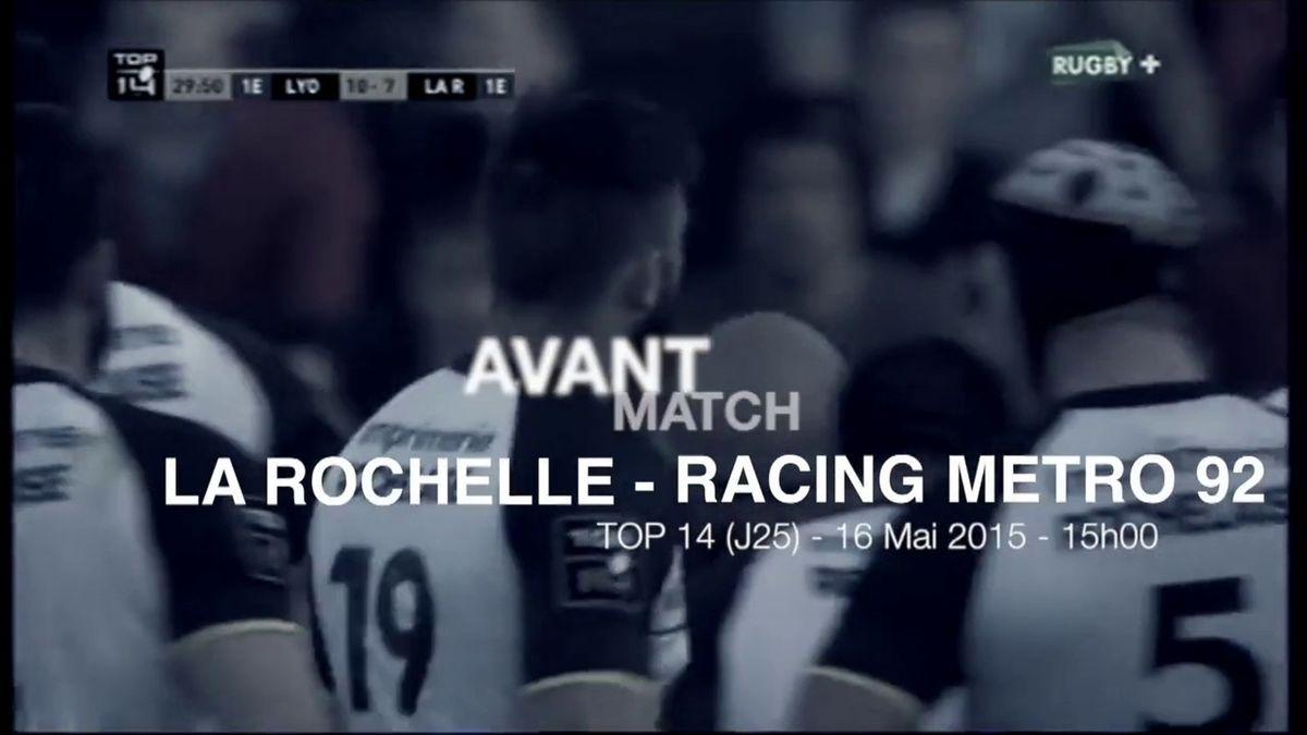 Flash Stade Rochelais : Avant ASR/RM92