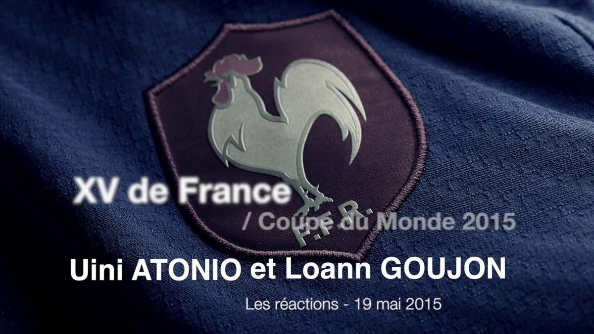 Flash Stade Rochelais : Atonio et Goujon pour préparer la Coupe du Monde