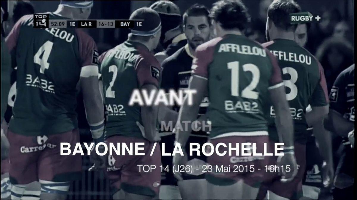 Flash Stade Rochelais : Avant AB/ASR