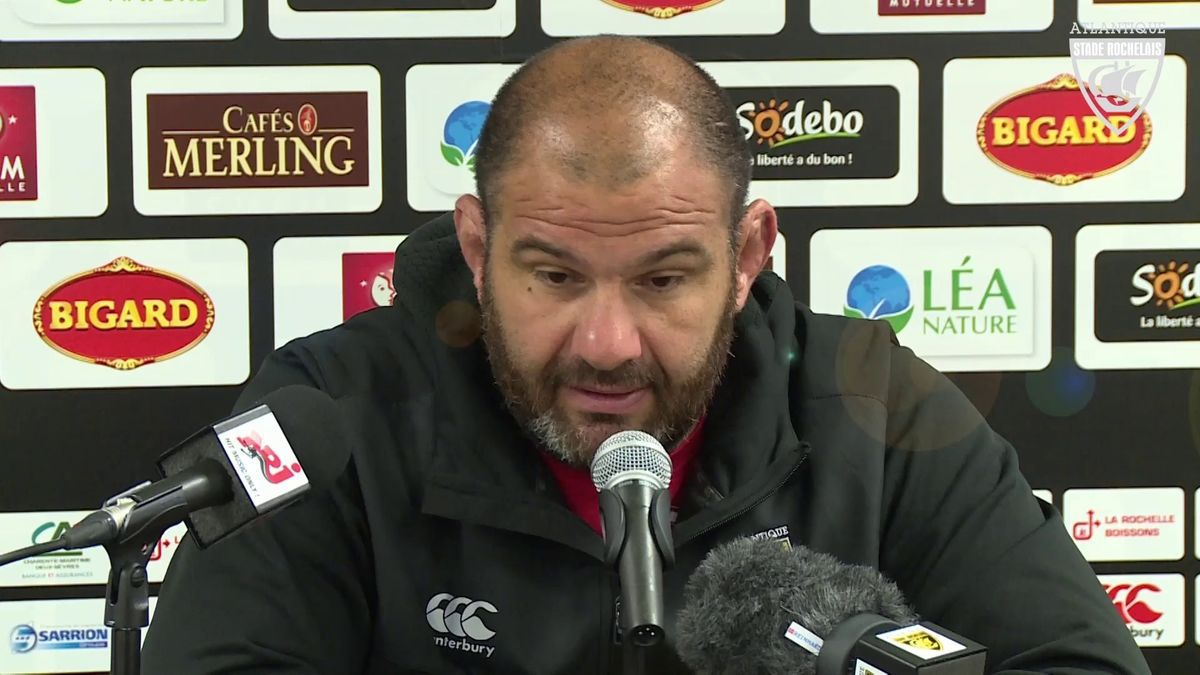 Flash ASR : Avant-Match La Rochelle / Brive