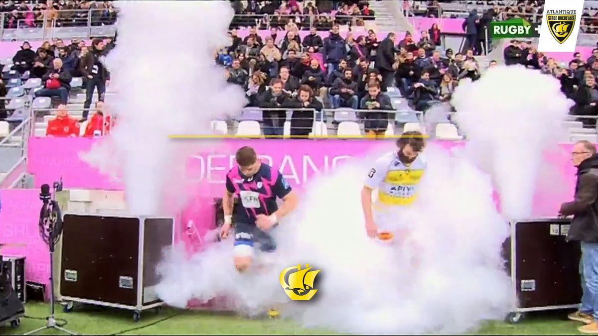 Après-match Paris / La Rochelle