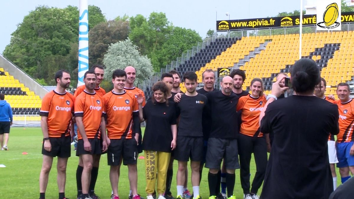 Touch Rugby des Partenaires