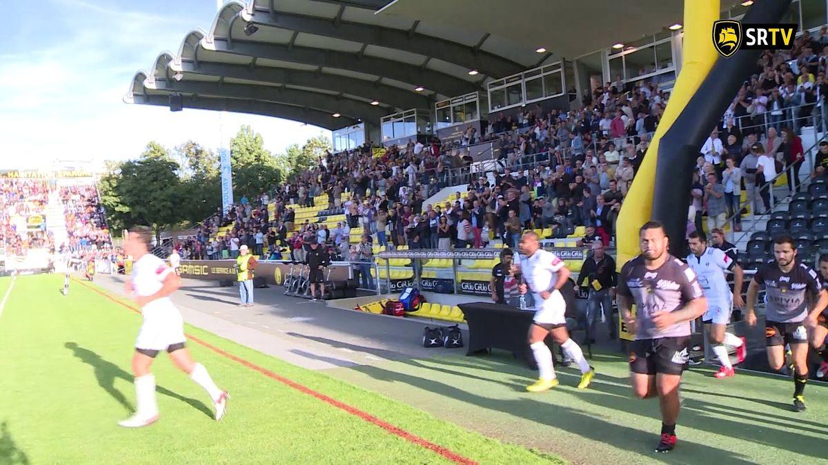 Après Match Stade Rochelais - Brive (amical)