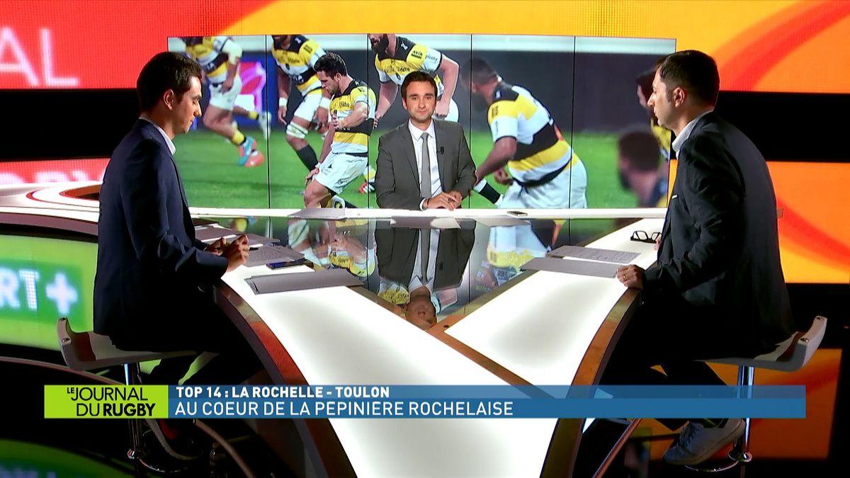Infosport+ à l'École de Rugby !