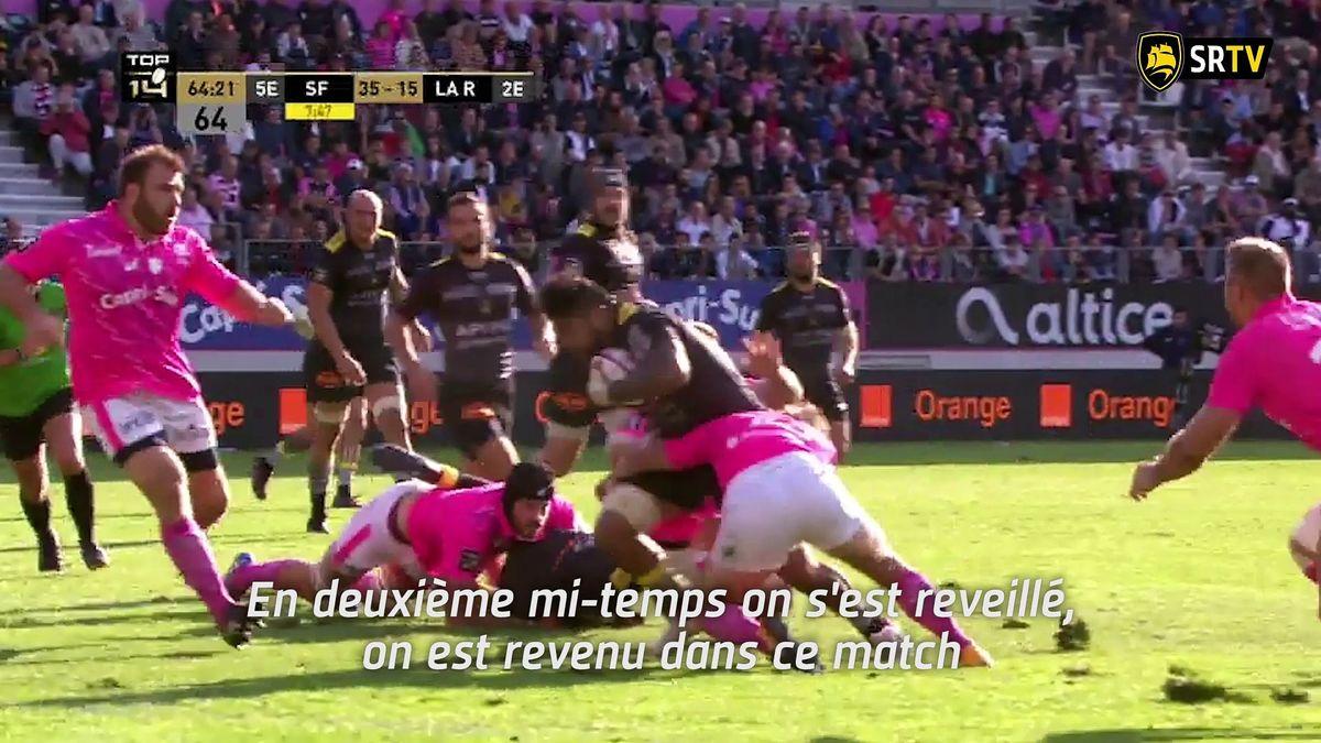 J2 - Stade Français / Stade Rochelais : le debrief !