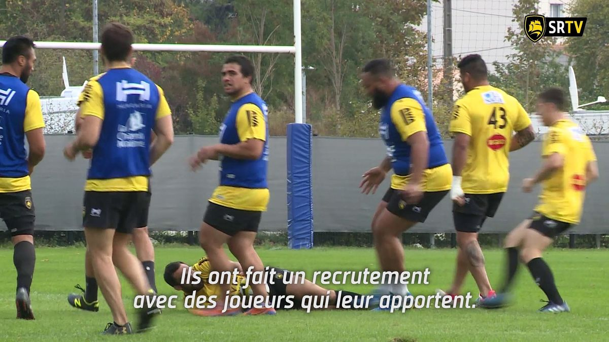 Stade Rochelais - Toulouse : le Point Presse