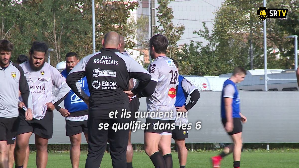 Lyon / Stade Rochelais : le Point Presse