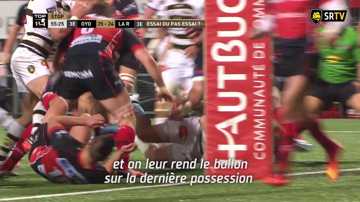 Oyonnax / Stade Rochelais : le Debrief