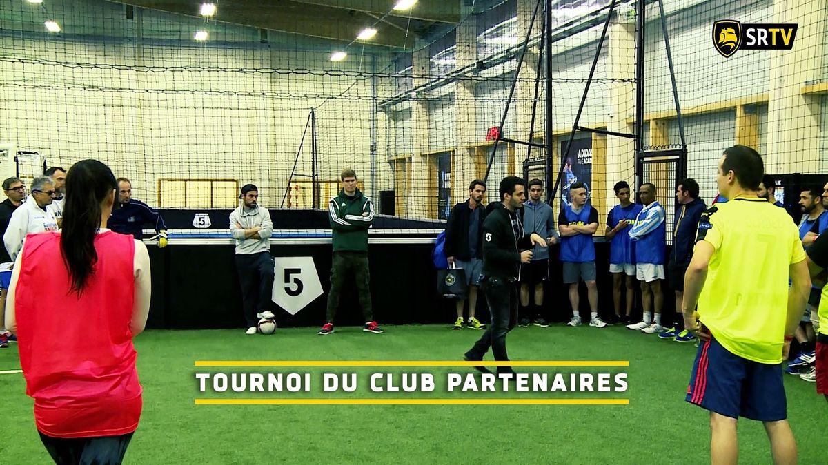 La Minute Jaune et Noire - Tournoi du Club Partenaires