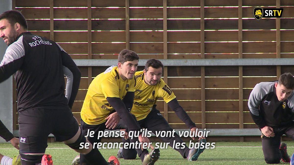 Clermont / Stade Rochelais : le Point Presse