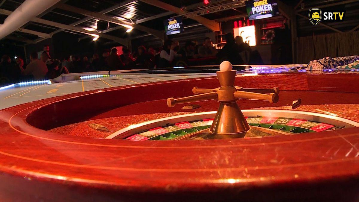 La Minute Jaune et Noire - Poker du Club Partenaires