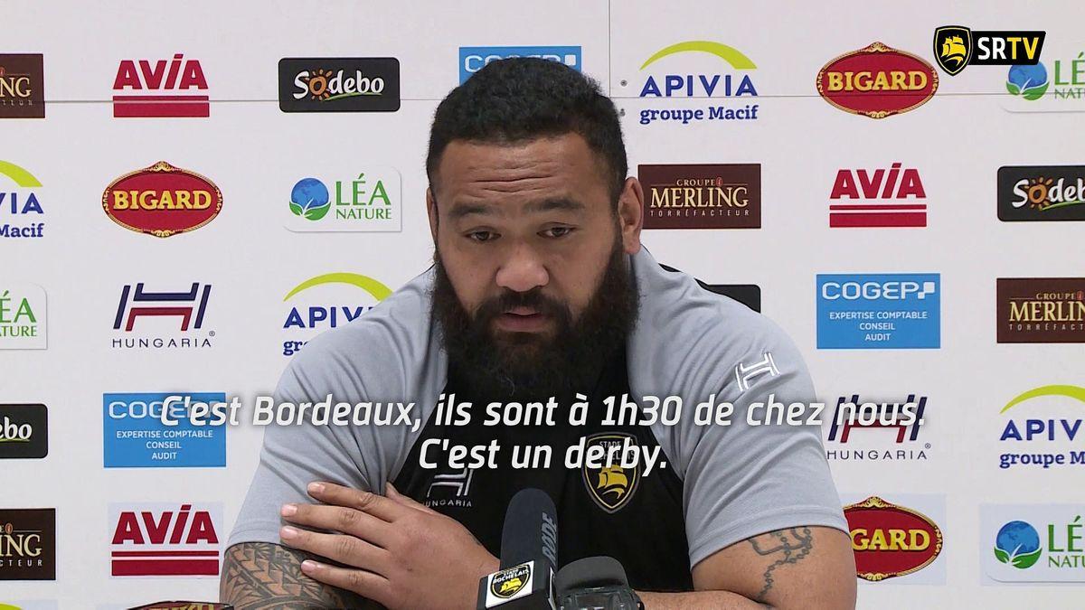 Stade Rochelais / UBB : le Point Presse