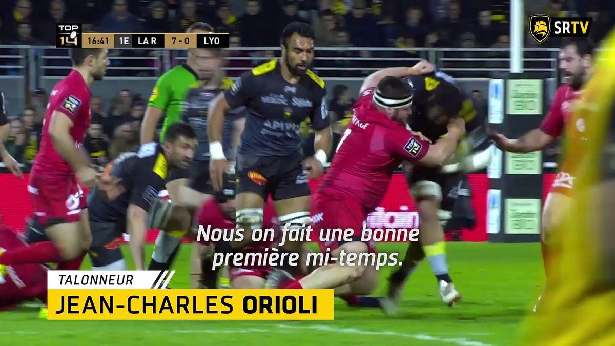 Stade Rochelais / Lyon : Le Debrief