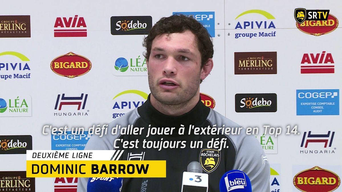 Montpellier / Stade Rochelais : le Point Presse