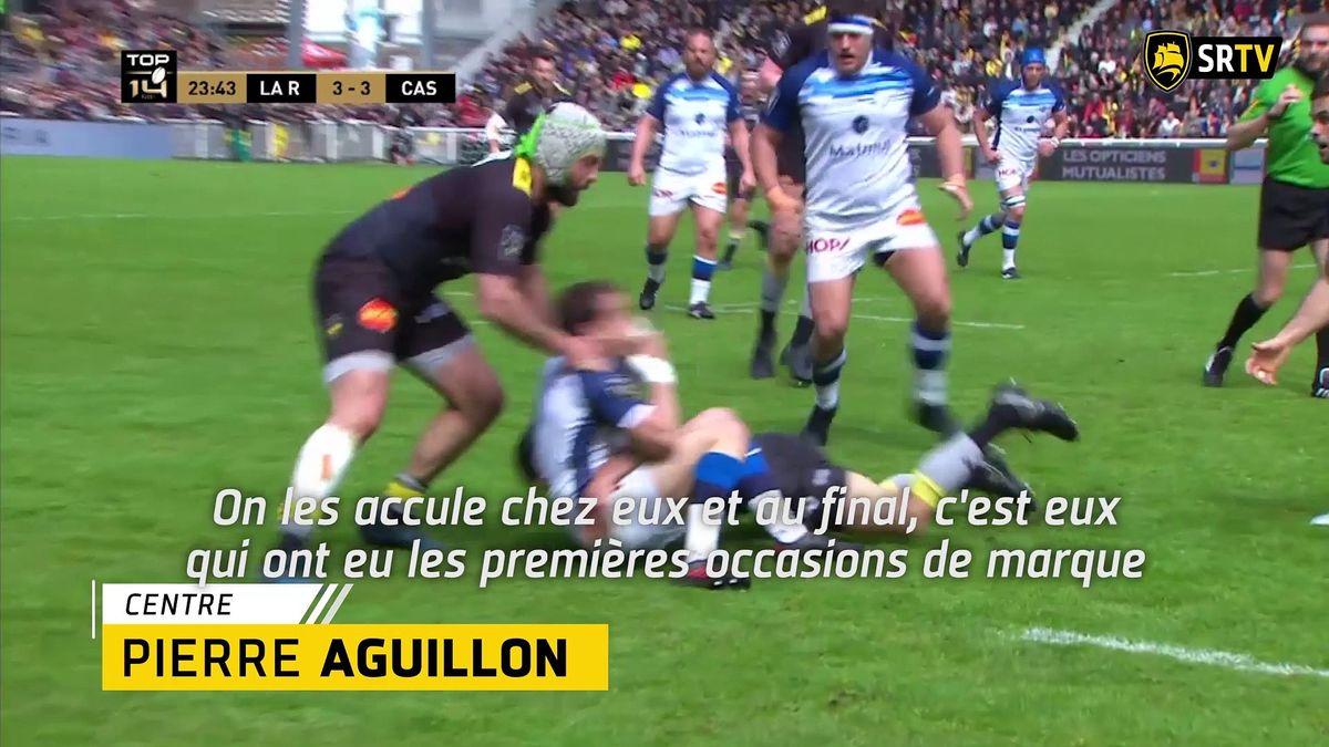 Stade Rochelais / Castres : le Debrief