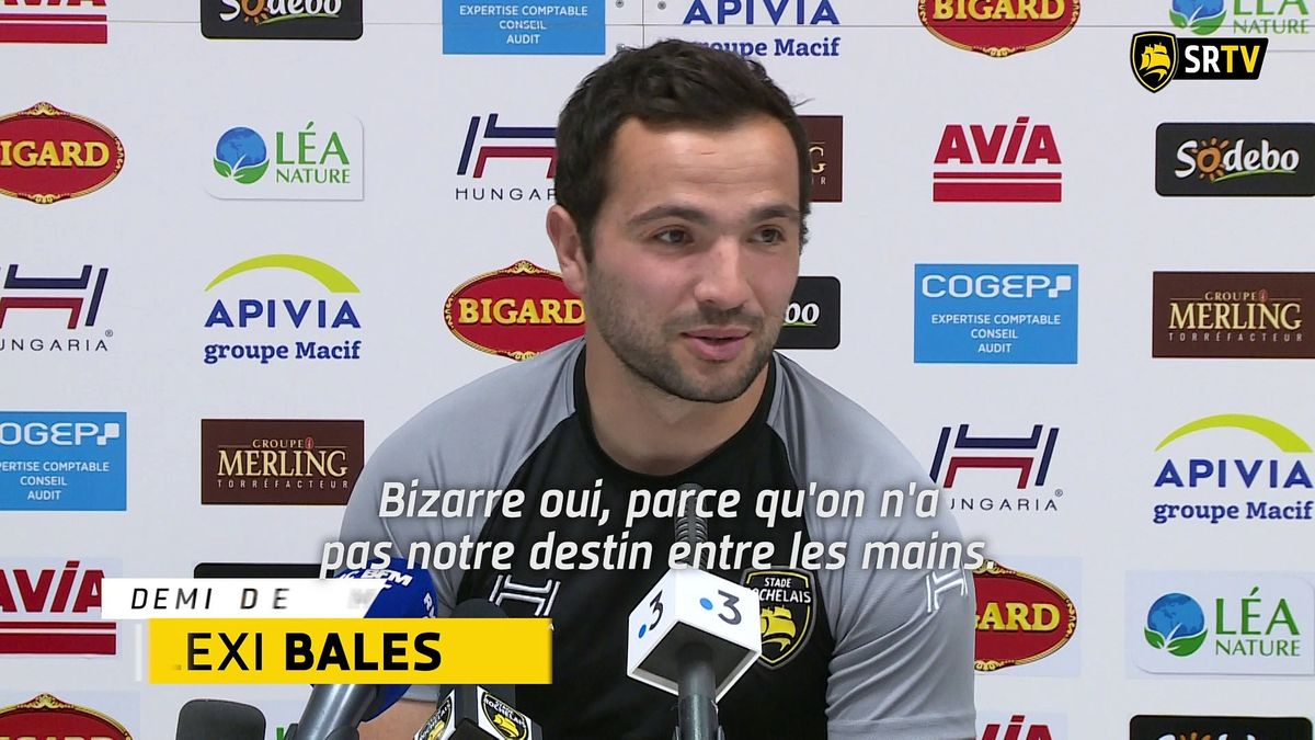Stade Rochelais / Stade Français : le Point Presse
