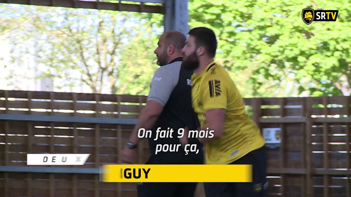 Toulouse / Stade Rochelais : le Point Presse