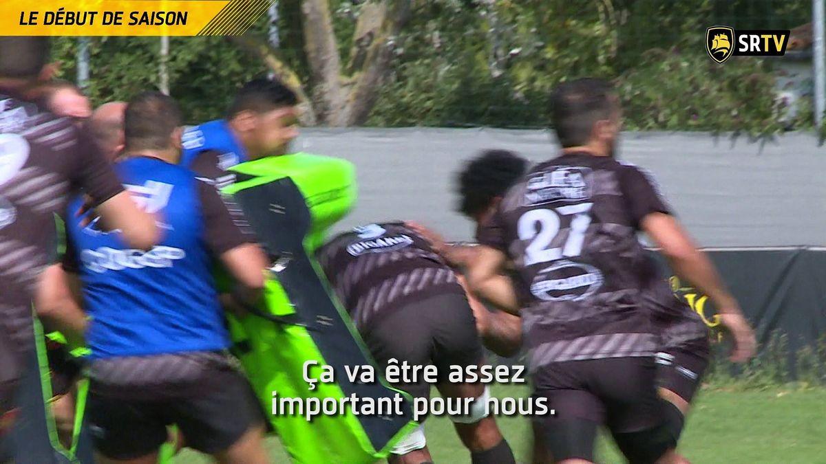 L'avant-match : Stade Rochelais / Grenoble