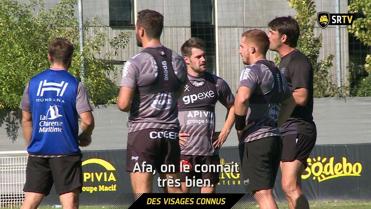L'avant-match : Bordeaux Bègles / Stade Rochelais