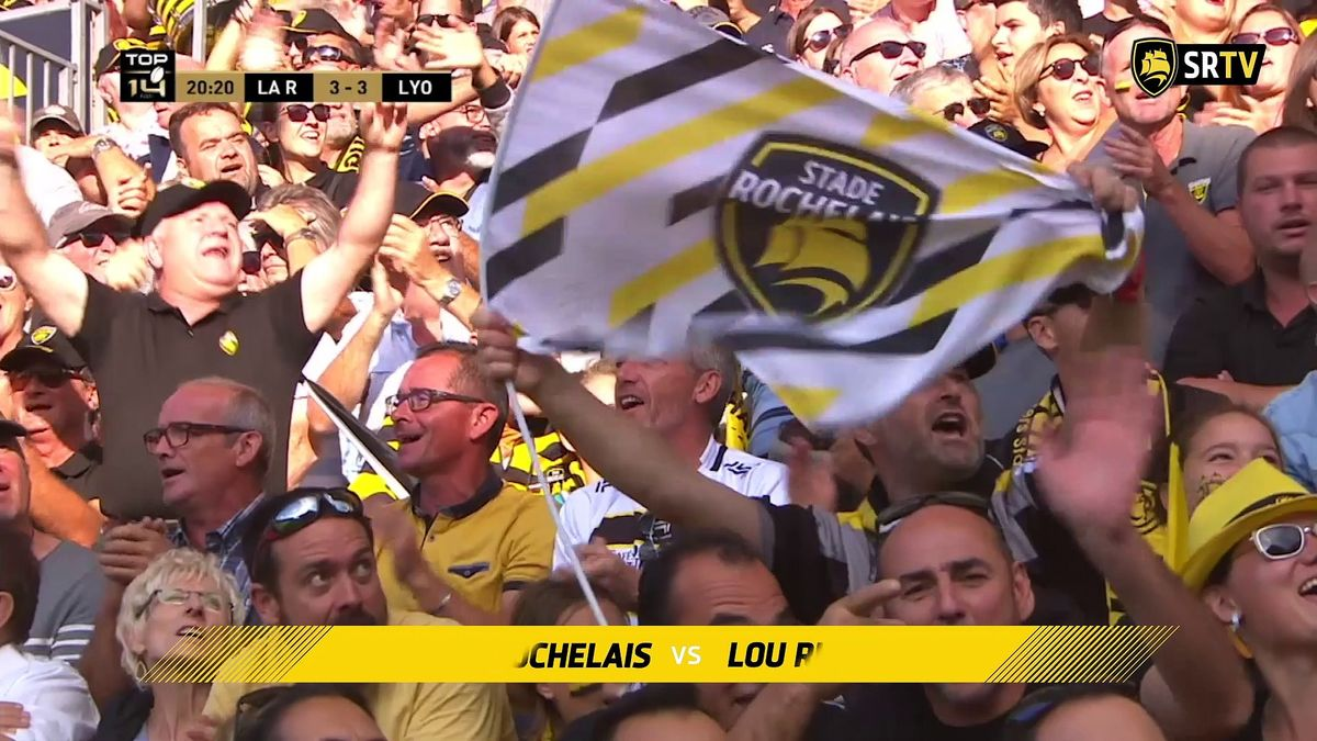 Stade Rochelais / Lyon : le Debrief !