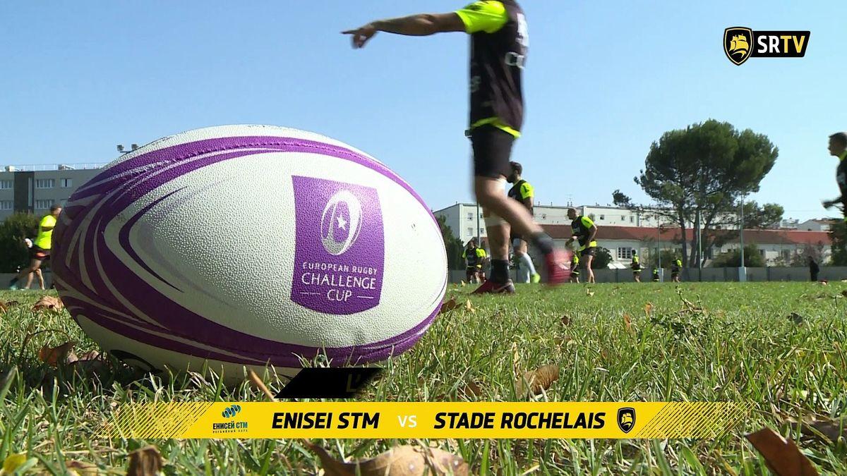 L'avant-match : Enisei-STM / Stade Rochelais