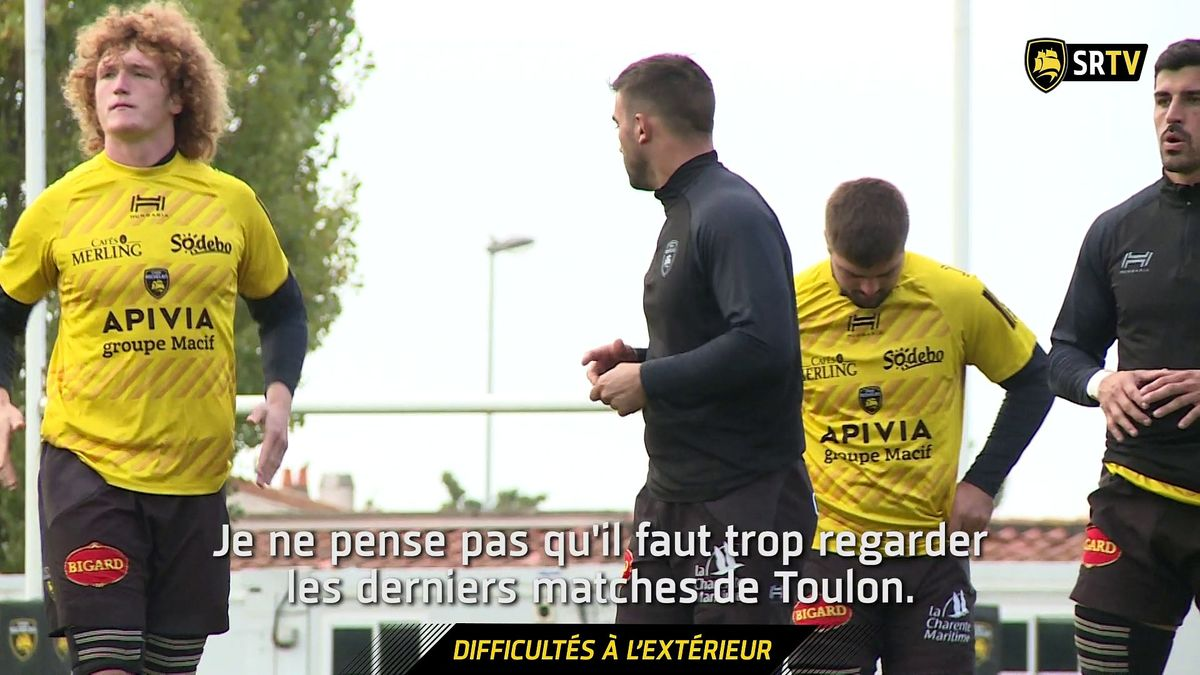 L'avant-match : Toulon / Stade Rochelais