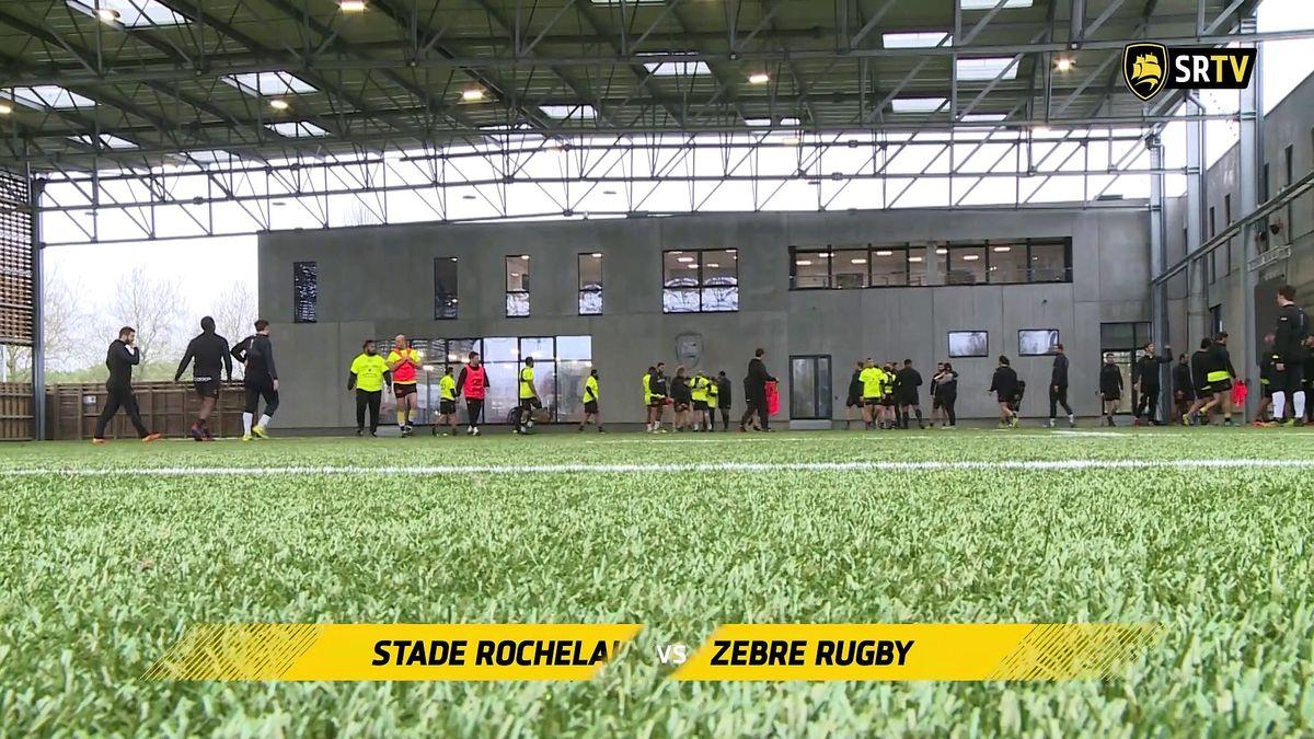 L'avant-match : Stade Rochelais / Zebre