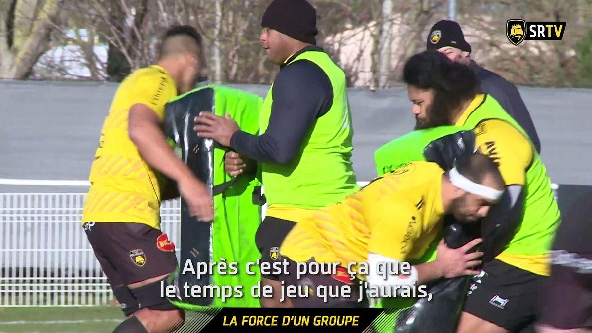 L'avant-match : Stade Rochelais / Montpellier