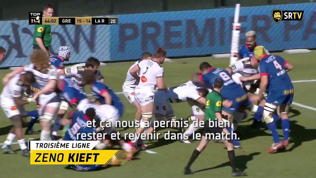 Grenoble / Stade Rochelais : le Debrief !