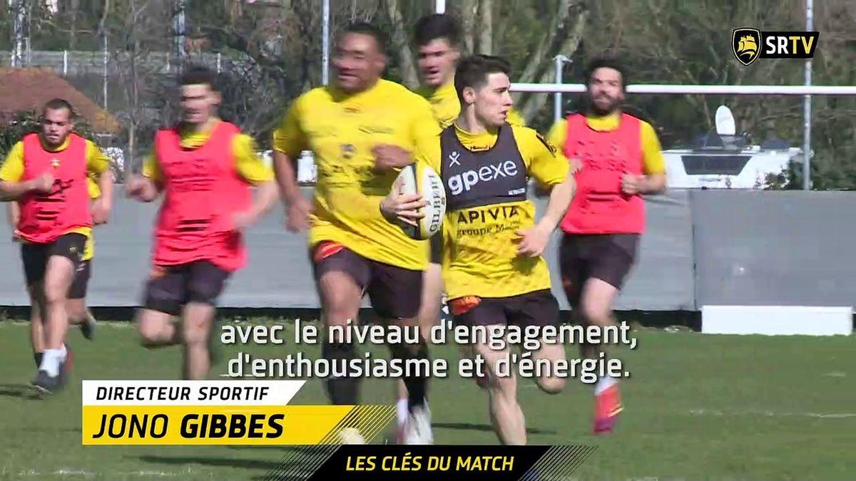 L'avant-match : Racing 92 / Stade Rochelais