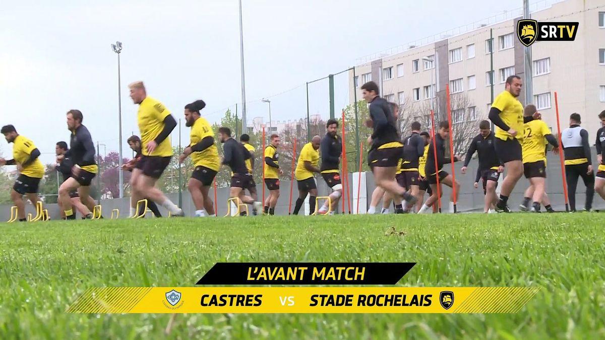 L'avant-match : Castres / Stade Rochelais