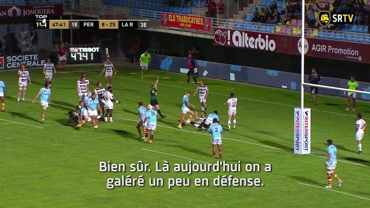 USAP / Stade Rochelais : le Debrief