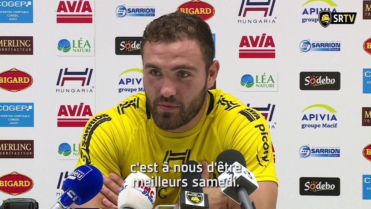 Avant Stade Rochelais / Stade Français Paris