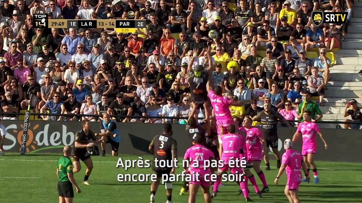 Stade Rochelais / SFP, le Debrief