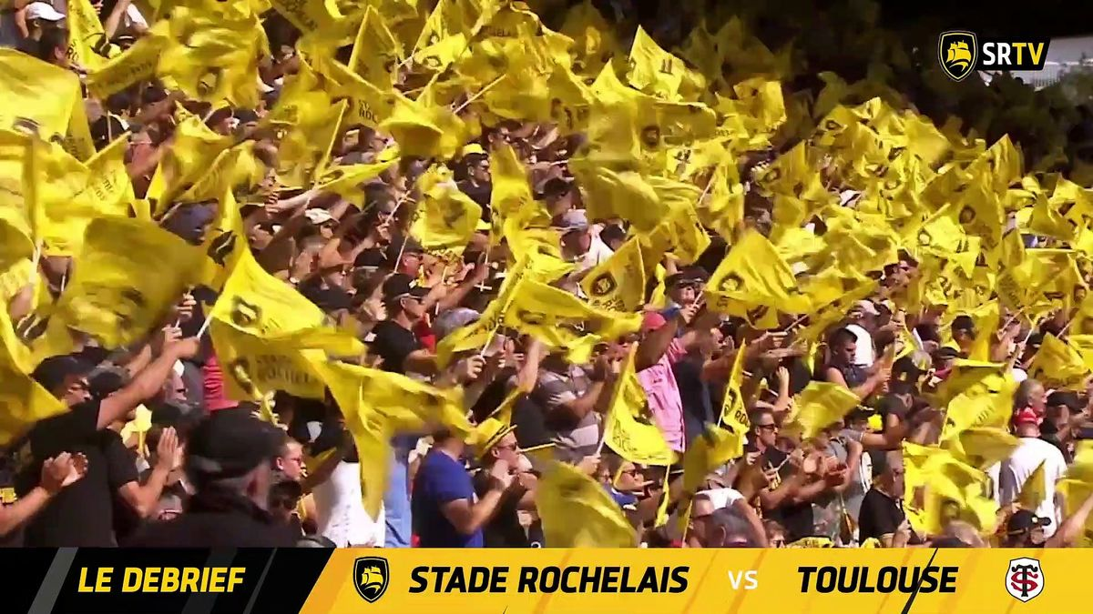 Stade Rochelais / ST, le Debrief