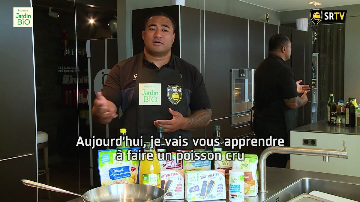Les recettes du Rugby : le poisson cru tongien de Sila Puafisi