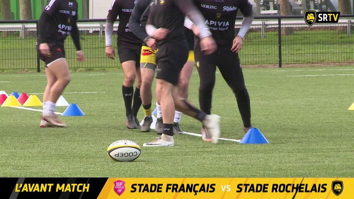Avant Stade Français Paris / Stade Rochelais