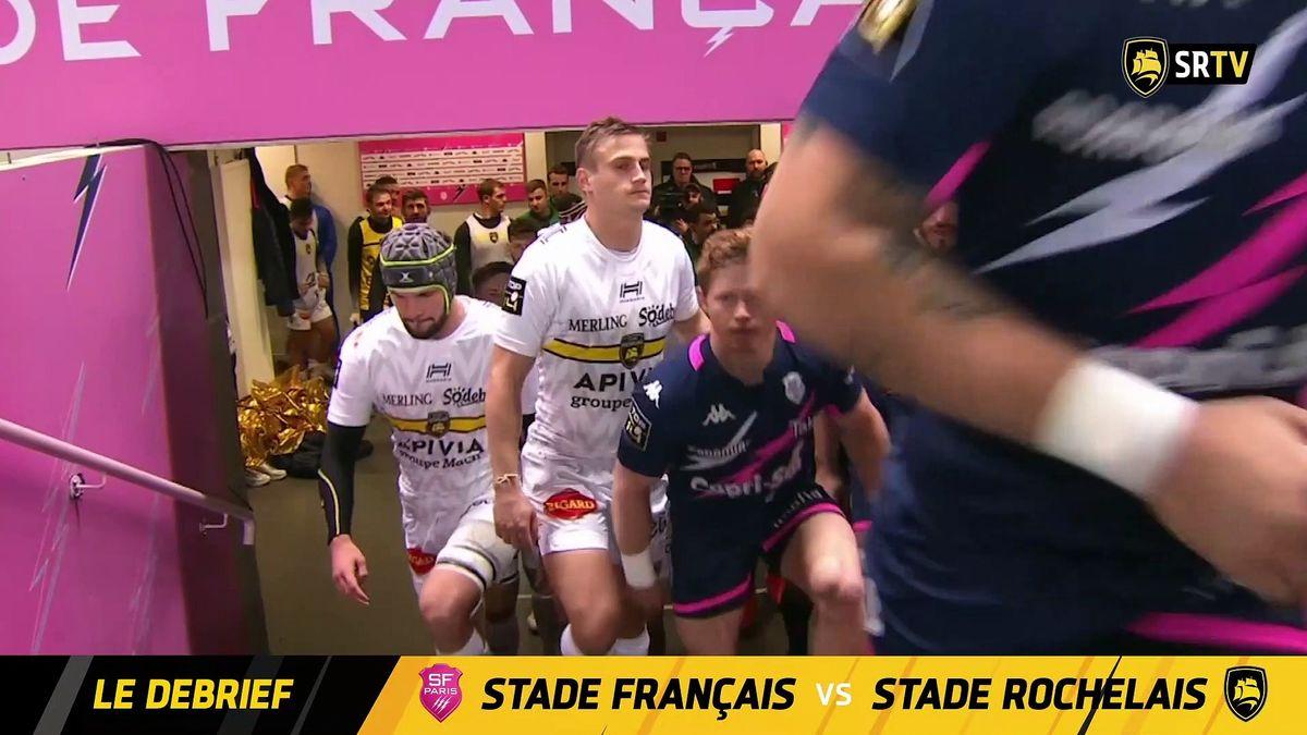 Stade Français Paris / Stade Rochelais, le Debrief