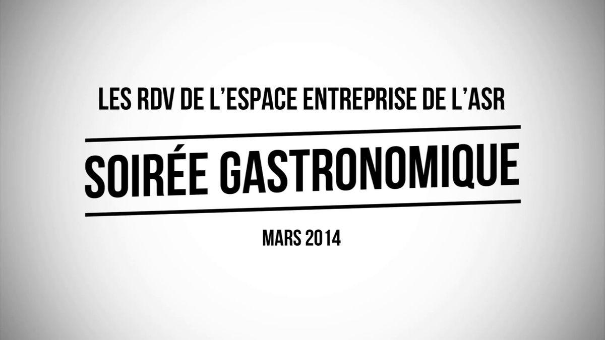 Les RDV de l'Espace Entreprises : Soirée Gastonomique
