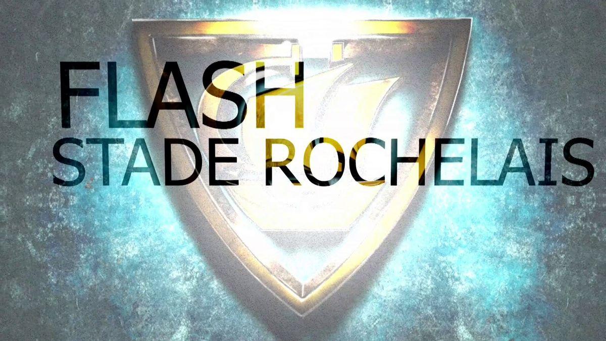 Flash Stade Rochelais : Avant ASR/AB