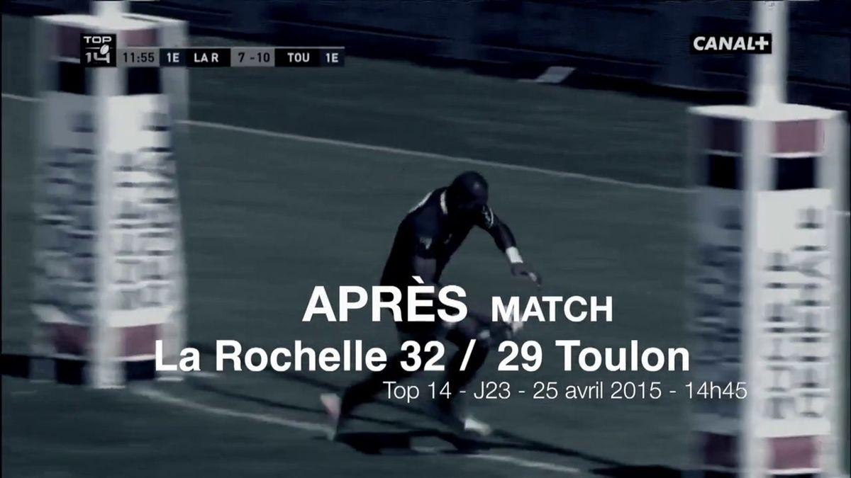 Flash Stade Rochelais : Après ASR/RCT