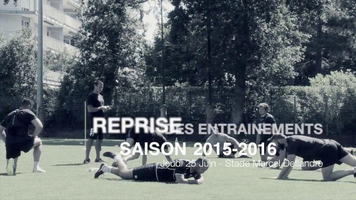 Flash Stade Rochelais - C'est la reprise !