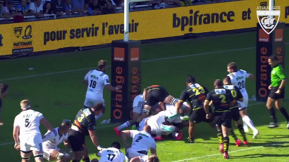 Flash ASR : Après-match La Rochelle / Brive