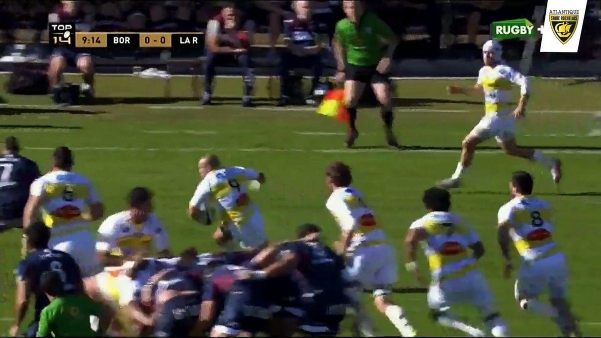 Flash ASR : Après match Bordeaux / La Rochelle