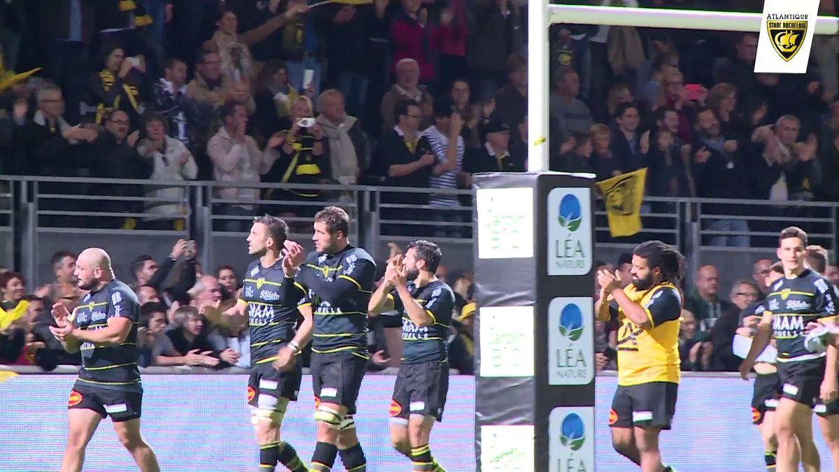 Flash ASR : Après-match La Rochelle / Oyonnax