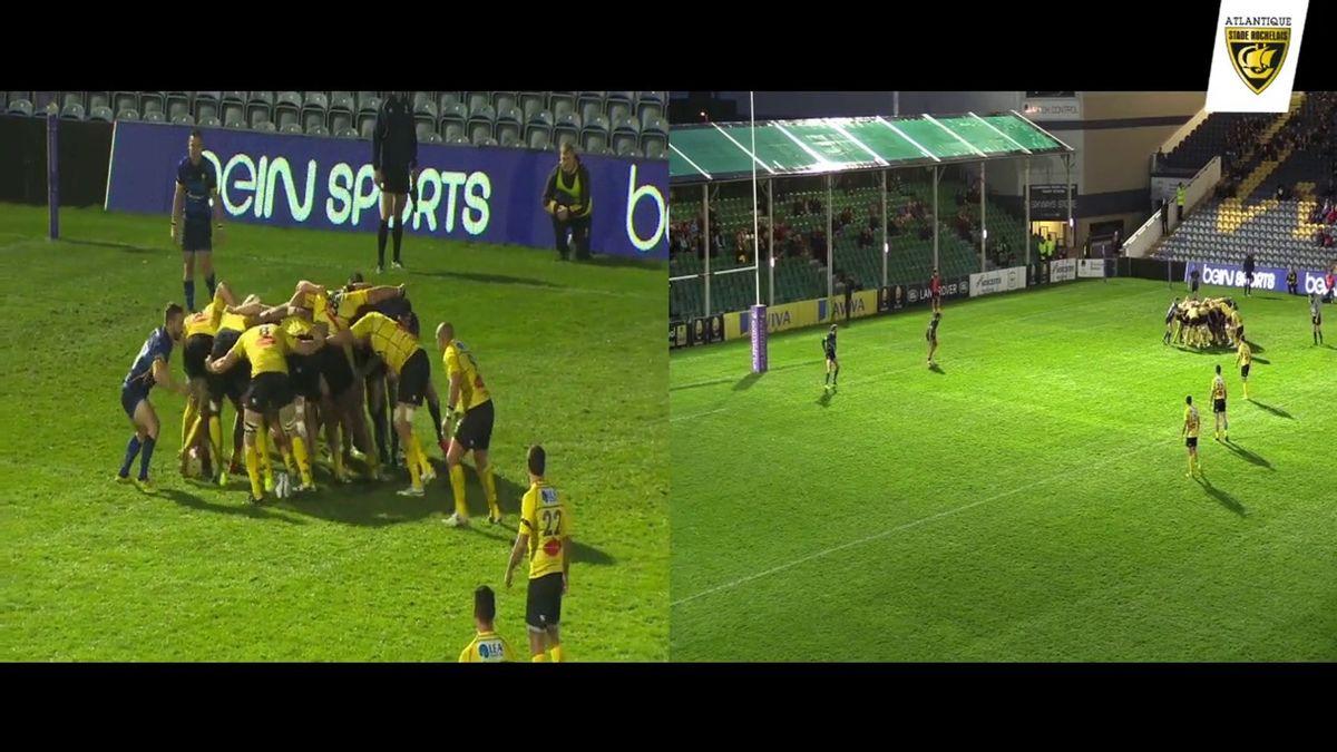 Flash ASR : Après-match Worcester / La Rochelle