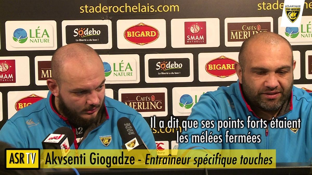 Flash ASR : Avant match La Rochelle / Grenoble