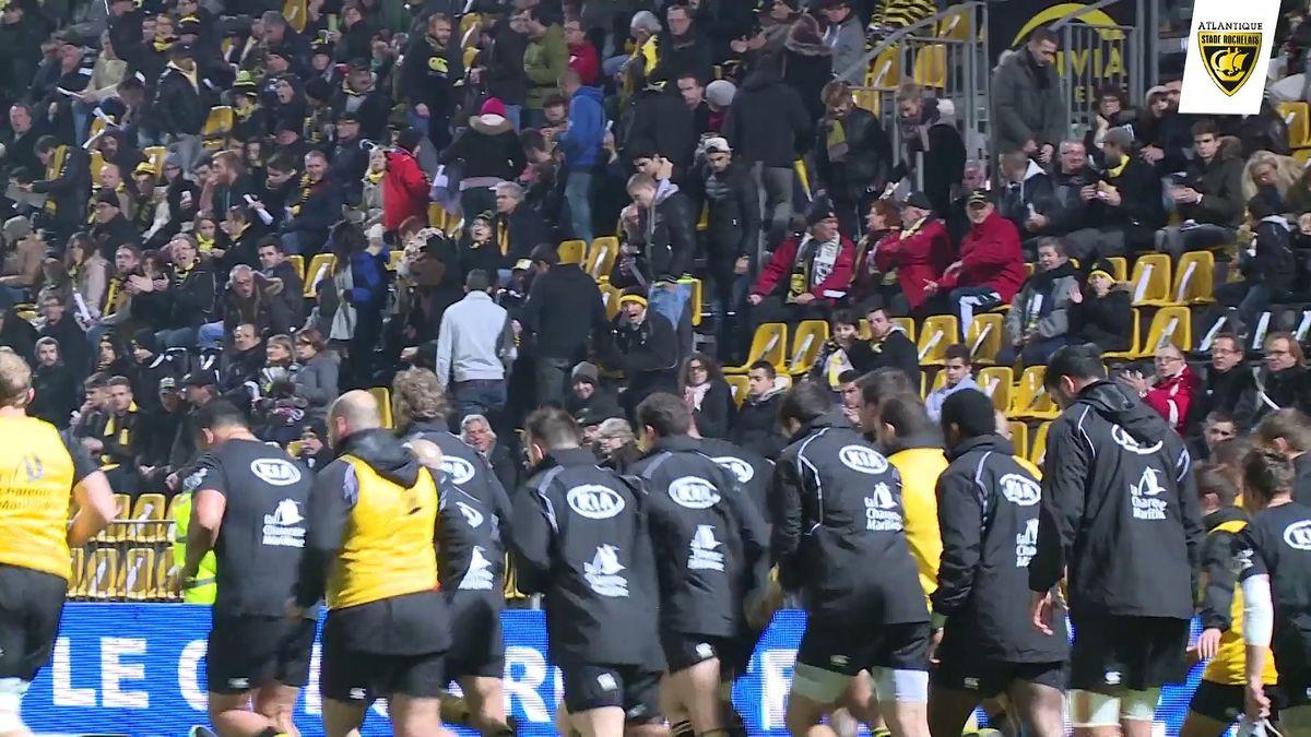 Flash ASR : Après match La Rochelle / Grenoble