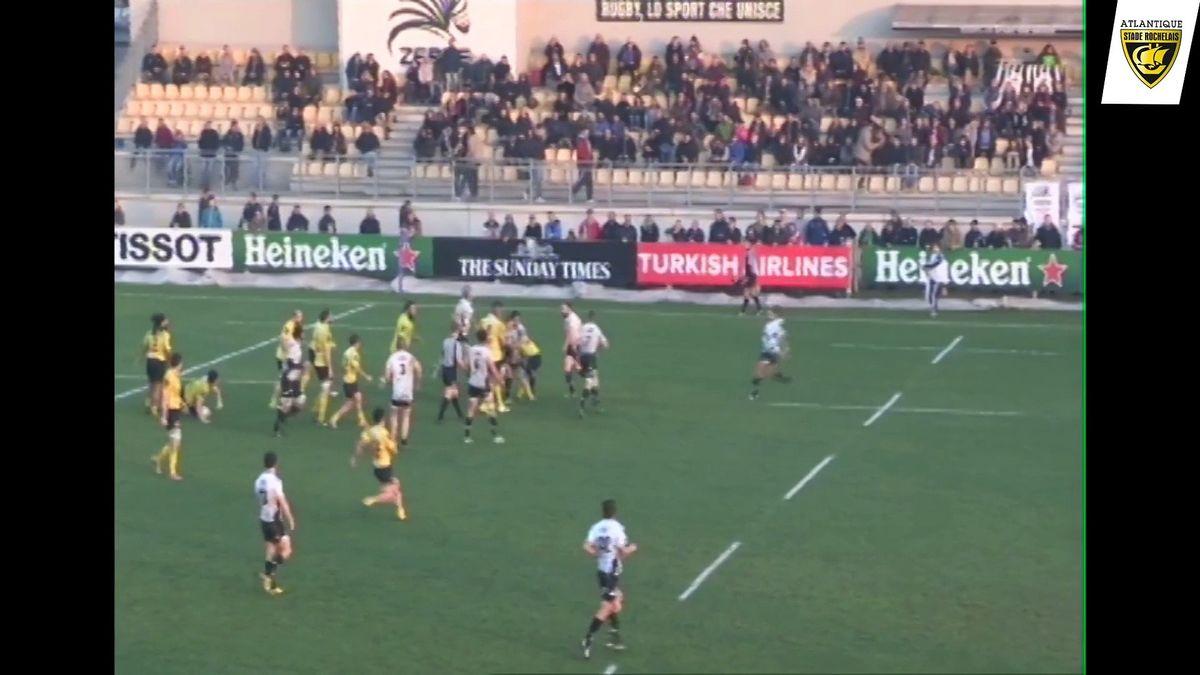 Flash ASR : Après match Zèbre / La Rochelle